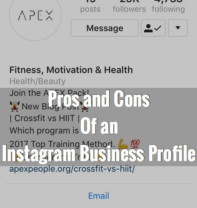 Instagram for Business: Pros and Cons of Instagram Business Profile