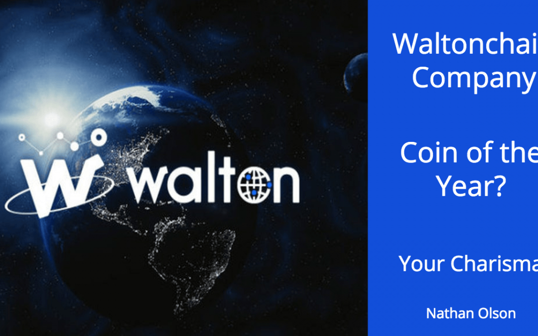 Waltonchain: Coin of the Year? | Walton Coin | Cryptocurrency Research
