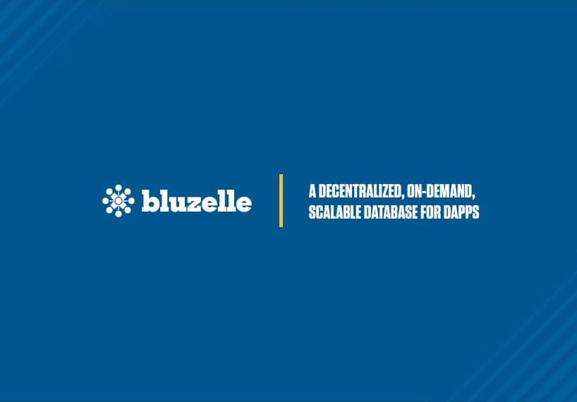 Bluzelle | A Decentralized Database for the Future | Cryptocurrency Research