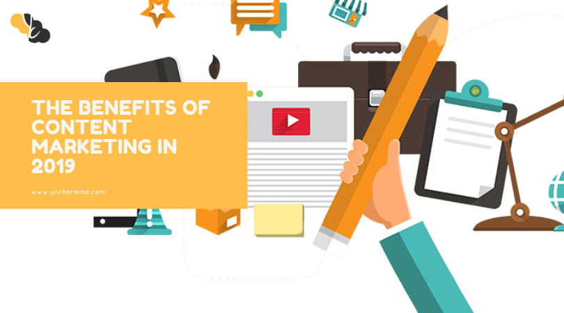 Top Benefits of Content Marketing