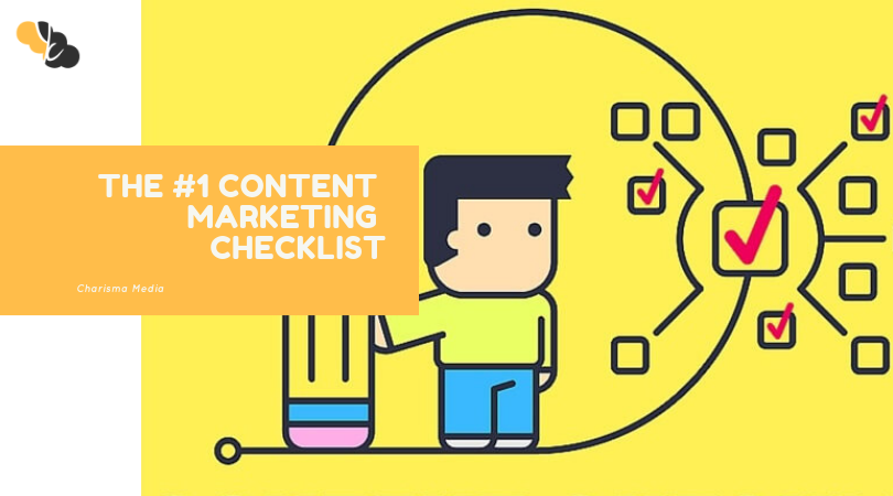 #1 Content Marketing Checklist