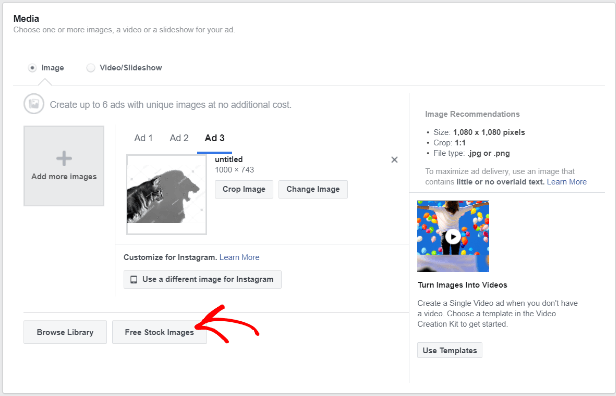 increase conversions on facebook