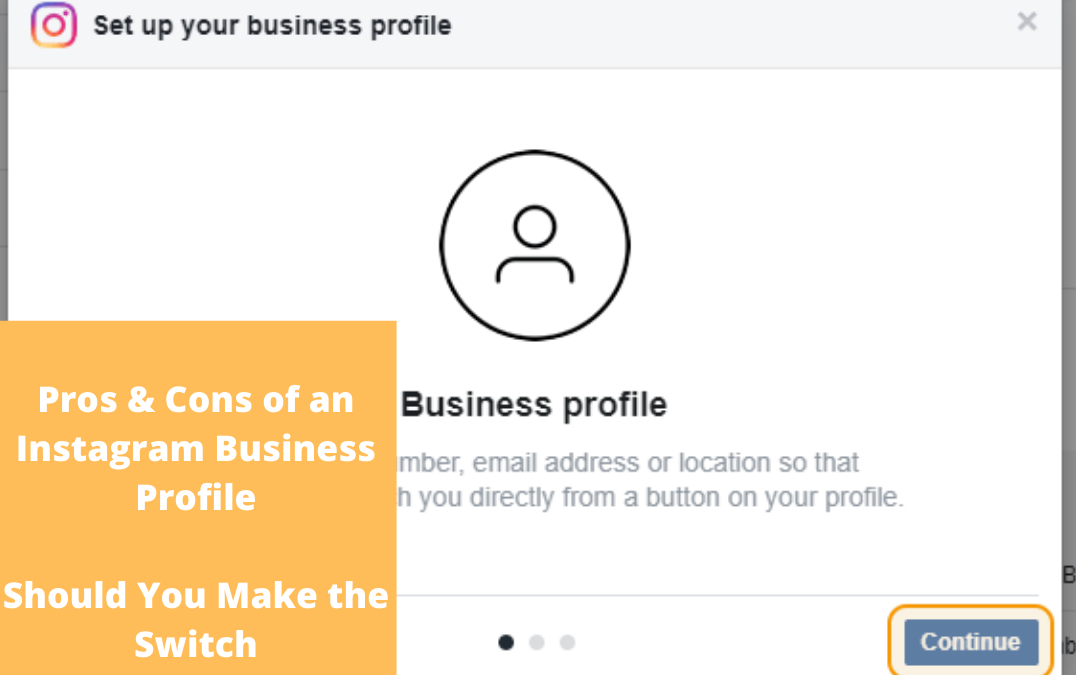 Instagram Business: Pros & Cons for Instagram Business Account