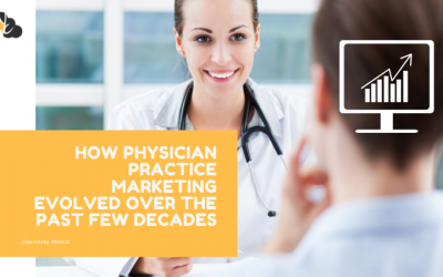 How Physician Practice Marketing Evolved Over The Past Few Decades