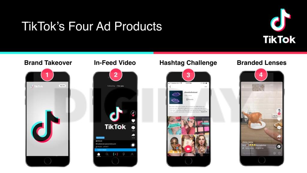 brands using tiktok