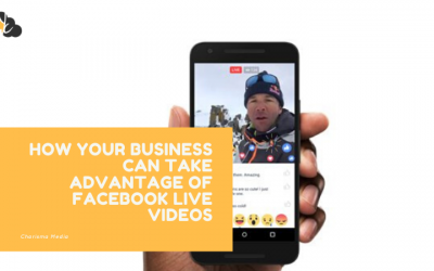 How Your Business can Take Advantage of Facebook Live Videos