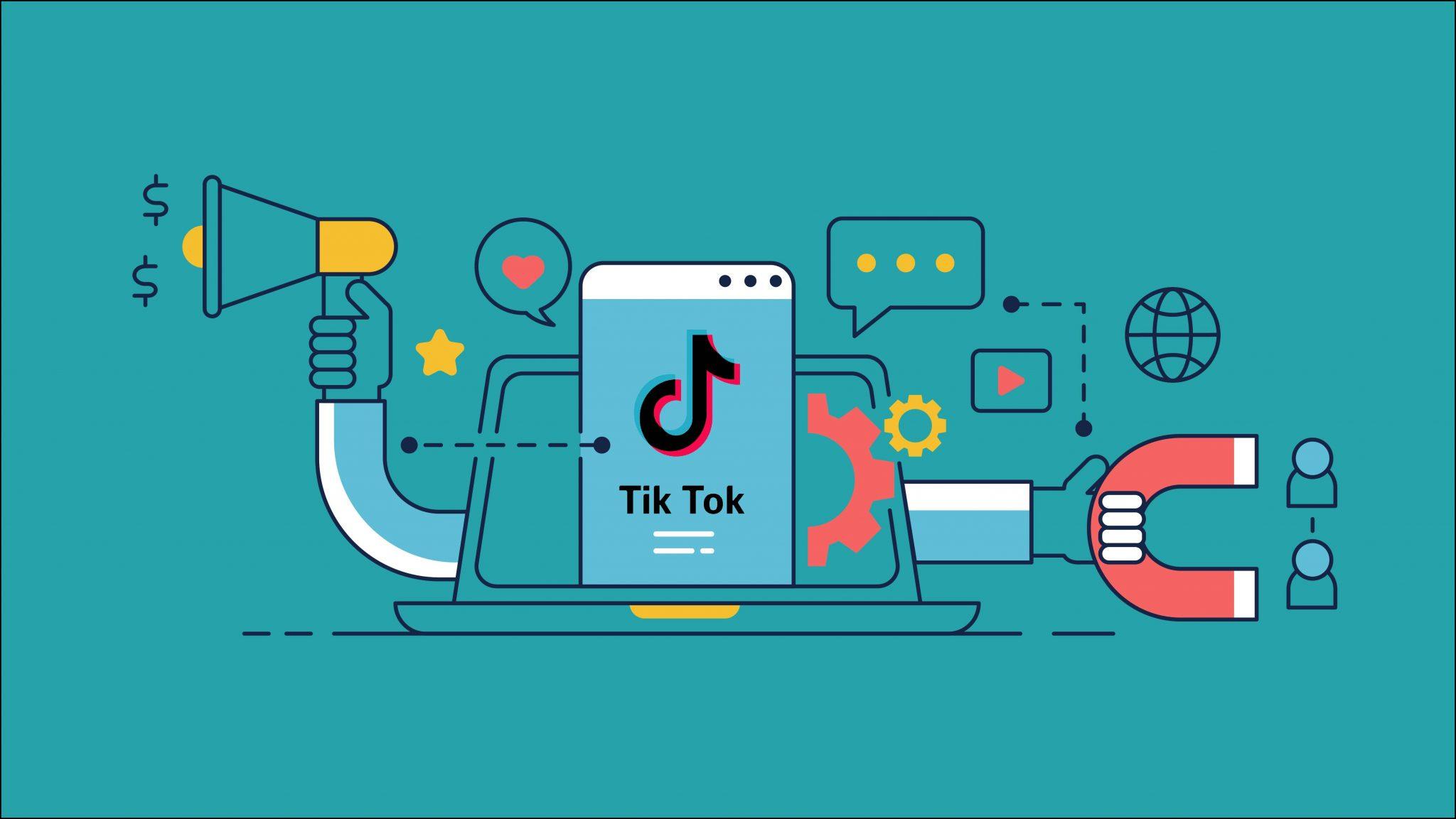tiktok marketing for business