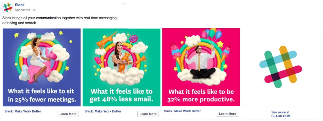 facebook ad examples