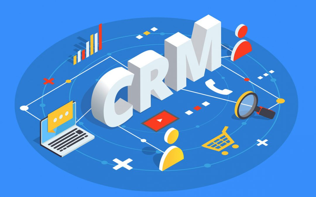 digital marketing and crm