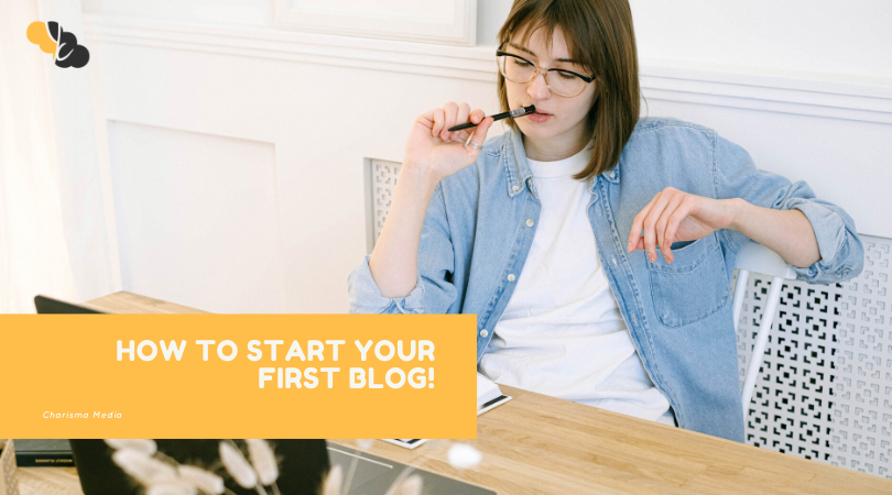 How to Start My First Blog: ULTIMATE BEGINNERS GUIDE (2020)