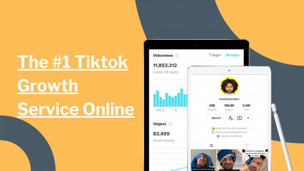 Tiktok Growth service