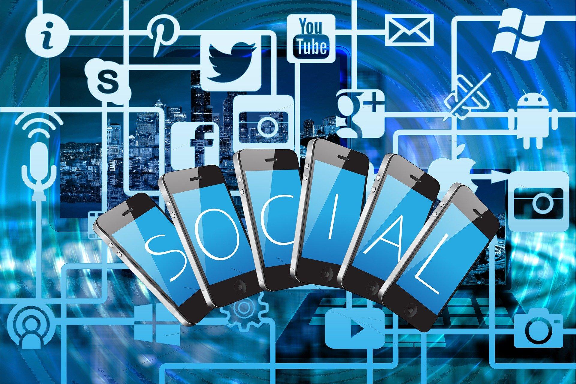 social media in link building