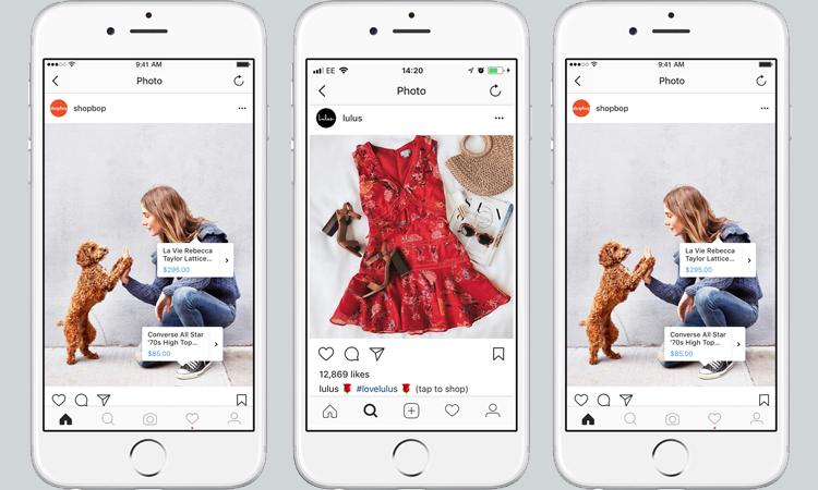 Instagram shop tips