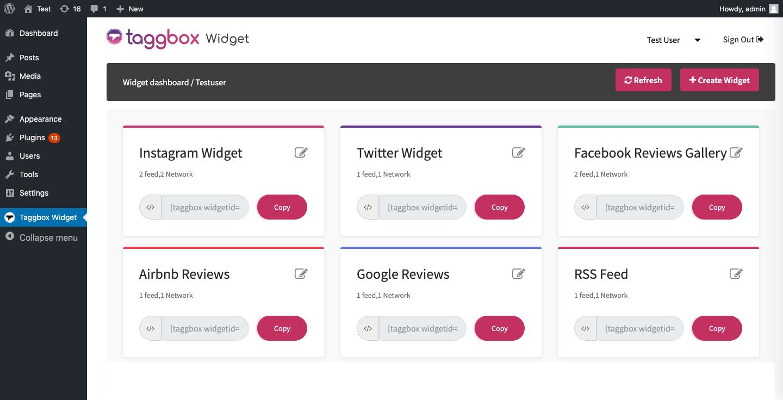 social aggregator tools