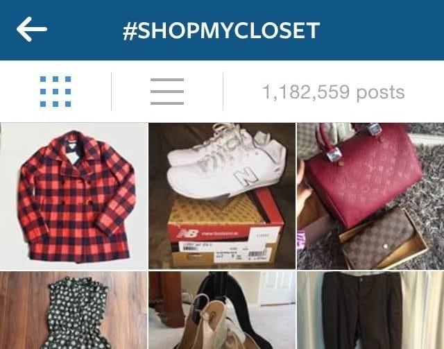 #shopmycloset on Instagram
