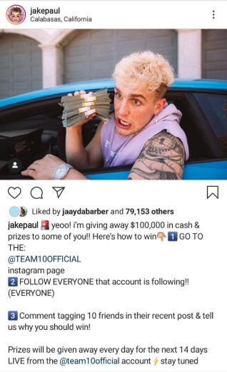 loop instagram giveaways