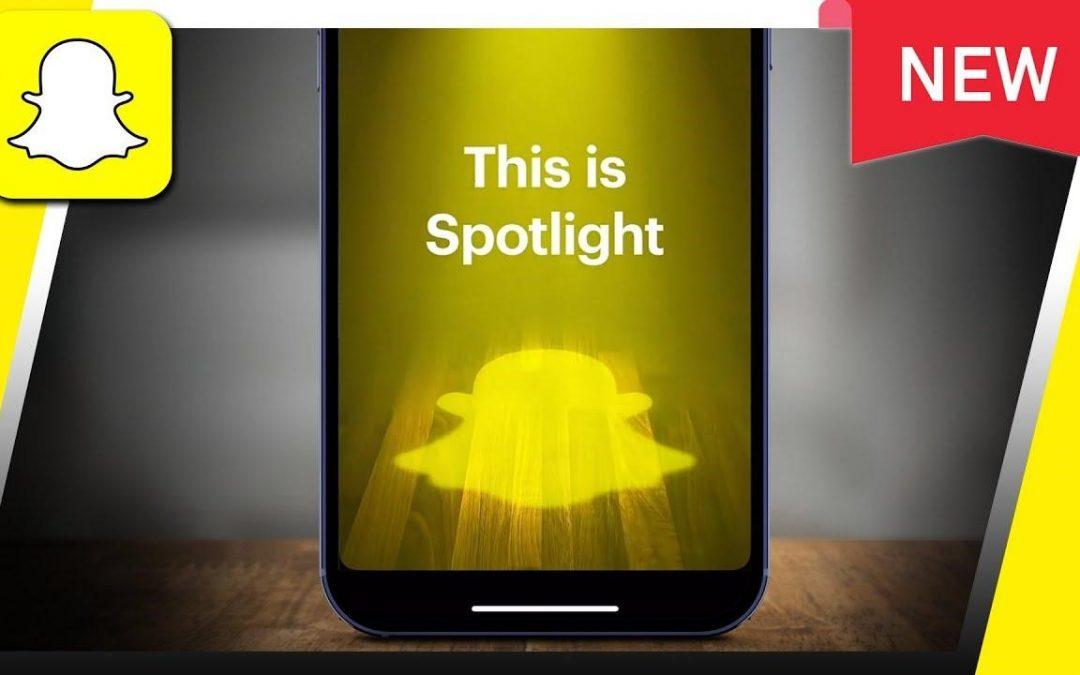 Snapchat Spotlight Paying $1 Million per Day
