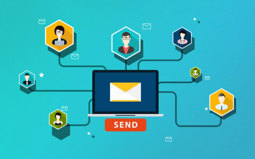 Email marketing as a means to connect digitally